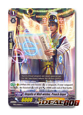 Cardfight Vanguard  x 4 Regalia of Well-wishes, Preach Angel - EB12/026EN - C Mi