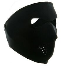 2 in 1 Reversible Neoprene Full Face Mask Motorcycle Cycling Skiing Winter Sport