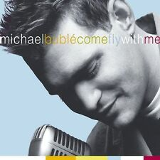 Michael Buble / Come Fly with Me' (LIKE NW CD with DVD) David Foster, H. Gatica