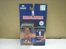 NBA HEADLINERS- 76ERS- JERRY STACKHOUSE- (RED JERSEY) NEW ON THE CARD- L150