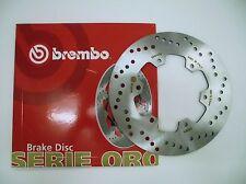 BREMBO DISCO FRENO POSTERIORE SERIE ORO DUCATI MONSTER 695 2007 -