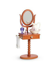 """American Girl MARIE GRACE VANITY SET for 18"""" Dolls NEW Cecile Furniture Mirror"""