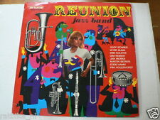 LP RECORD VINYL REUNION JAZZ BAND ARTONE MDS 3002