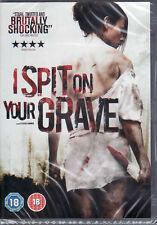 I Spit On Your Grave (DVD, 2006) - Brand New & Sealed