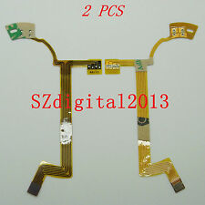 2PCS/ Lens Aperture Flex Cable For TAMRON AF 17-50mm (For CANON)