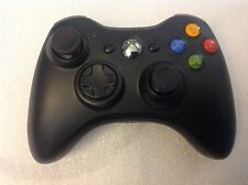 Original Xbox 360 Controller Genuine black wireless Microsoft