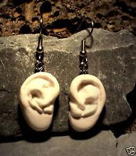 Ohrringe Ohr Edelstahl Sculpey Ohrschmuck Hänger Modeschmuck ohne Stein