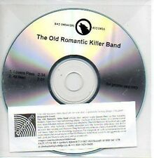 (633B) The Old Romantic Killer Band, Lovers Pass- DJ CD