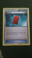 Red Card Pokemon Card UNCOMMON Trainer [Generations]