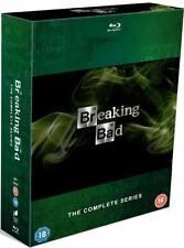 Breaking Bad: The Complete Series (Seasons 1-5) - UK Region B Blu Ray Box Set