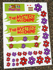 Tamiya Lunch Box Mystery Macchina Adesivi Decalcomanie Ideal per ogni decimo scala RC!