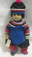 Collectible 19in. Vinyl Edition #256 Baby Sumalee Doll From Legacy Dolls 1990