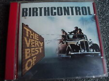 Birthcontrol-The very best of CD-Made in Austria