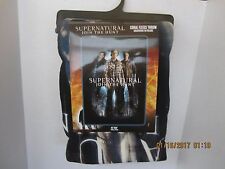 Supernatural Trio Sam Dean Castiel Super Soft Throw Blanket New With Tags! 2016