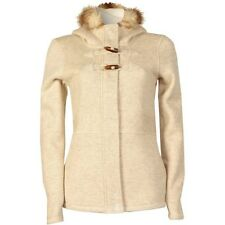 "Bench Damen Jacke Srickjacke Strickmantel ""chilly"" Herbst/Winter creme Gr. L"