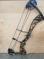 "2017 Martin Archery Carbon Chameleon Compound Bow 0-70lbs 17-30"" draw Mossy Oak"