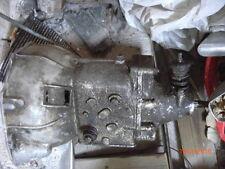 FIAT 1400 cilindro,cambio,collettore,cruscotto.