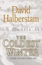 The Coldest Winter America and the Korean War by David Halberstam (2007)