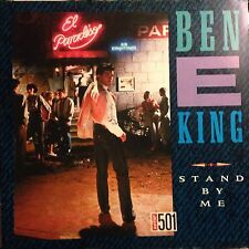 BEN E KING • Stand By Me • Vinile 12 Mix • ATLANTIC 786 752-0