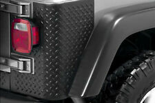 Rear Body Armor Tall Corner Guards Fits: Jeep TJ Wrangler 1997-2006 11650.01