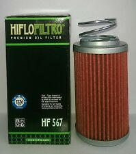 MV Agusta Brutale 1090 / R / RR (2010 to 2016) HifloFiltro Oil Filter (HF567)