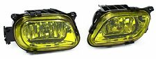 YELLOW FOG LIGHTS FOR MERCEDES W210 E CLASS PREFACELIFT 06/95 - 05/99 TYECL4477