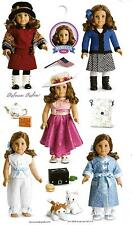 AMERICAN GIRL REBECCA STICKERS! PARTY~GIFT BAGS`STOCKINGS~EASTER BASKET FILLERS!