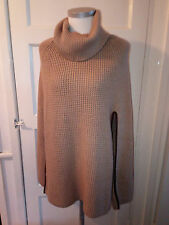 Ralph Lauren Knitted Cape / Poncho Freesize