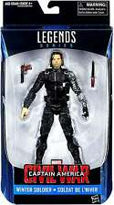 "MARVEL legends Infinite WINTER SOLDIER Civil war  6"" action figure ships free"