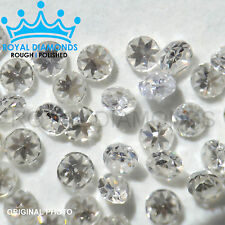 100% Natural Loose Round Single Cut Real 100 Diamonds 0.43crt SI D-H, VG, 1.10MM