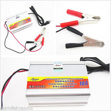 Input Voltage 220V Automobile Lead Acid Battery Charger Three Stages Charge Mode