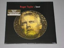 ROGER TAYLOR (Queen)  Roger Taylor: Best 2LP Yellow Vinyl NEW SEALED