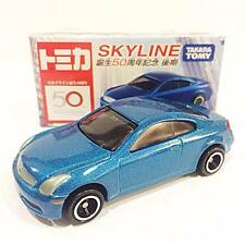 Takara Tomy Tomica Nissan SKYLINE 50th Anniversary 350GT - Hot Pick