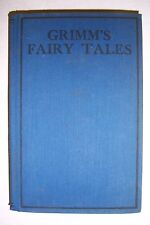 "GRIMM""S FAIRY TALES. Grimm. World Syndicate Publishing Co., Cleveland, Ohio"