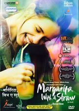 Margarita With A Straw - Kalki Koechlin - Hindi Movie DVD / Region Free / Subtit
