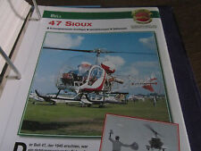Faszination 3: 11 Bell 47 Sioux