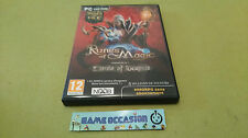 RUNES OF MAGIC CHAPITRE IV 4 / LANDS OF DESPAIR / PC DVD-ROM COMPLET