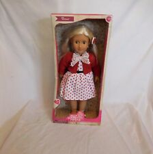"""Our Generation Retro ROSE 18"""" Doll New in Box"""
