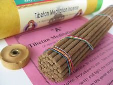 Tibetan Meditation Incense ~ Formulated as per Tibet Buddhist medical tantra