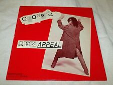 "1987 VG+/VG+ Cover/Record ""Sex Appeal"" Georgio Picture Perfect / Macola PPR-3563"