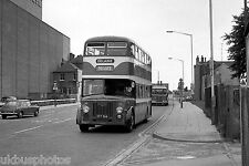 Delaine, Bourne No.48 Peterborough Bus Photo