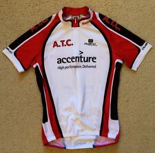 Womens Owayo ATC Accenture Cycling Bike Jersey Size XS Made in Germany VGC