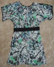 Beautiful for Summer! Nu by Mark Anthony Silk 3-piece Dress Set, Size L