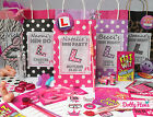 HEN NIGHT PARTY GIFT BAG * FILLED* - PERSONALISED FAVOUR GIFT - FUN GAME IDEA