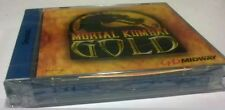 MORTAL KOMBAT GOLD Pal ITA DreamCast Dream Cast - Gioco Giochi Game
