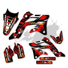 2005-2015 HONDA CRF 450X GRAPHICS KIT CRF450X 450 X MOTOCROSS BIKE DECALS
