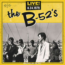 B-52's LP Live ! 8-24-79 Gold Vinyl RECORD STORE Day Black Friday 2015
