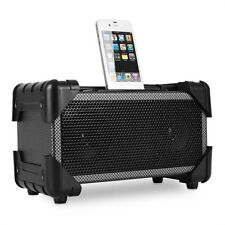 Stand Mount IFI-140 Compact iPod iPhone Docking Station Speaker CD MP3 Players