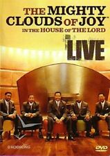 MIGHTY CLOUDS OF JOY IN THE HOUSE OF THE LORD DVD New Factory Sealed