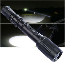 Z5 5 Mode 3000 Lumens CREE XM-L T6 LED Flashlight 18650 Battery Zoomable  KY